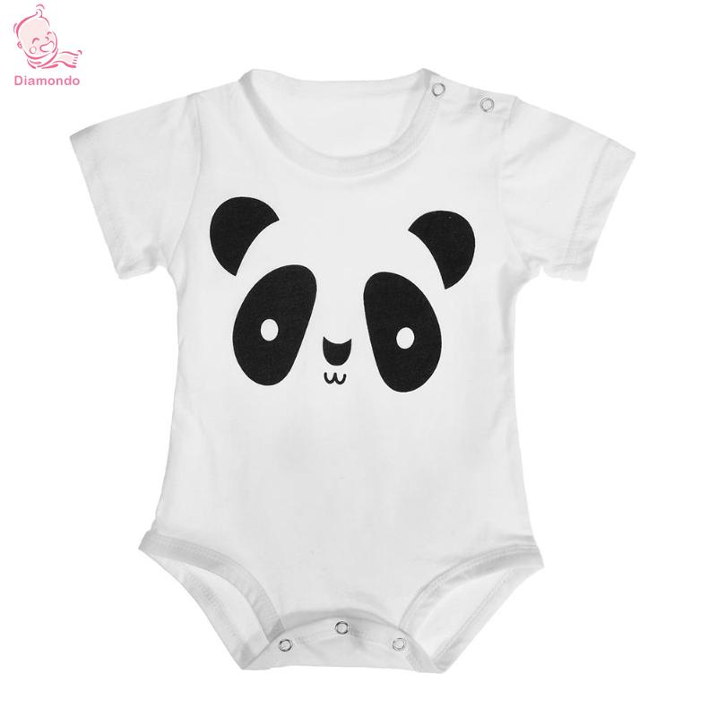 Baby, Romper, Unisex, Animal, Breathable, Casual