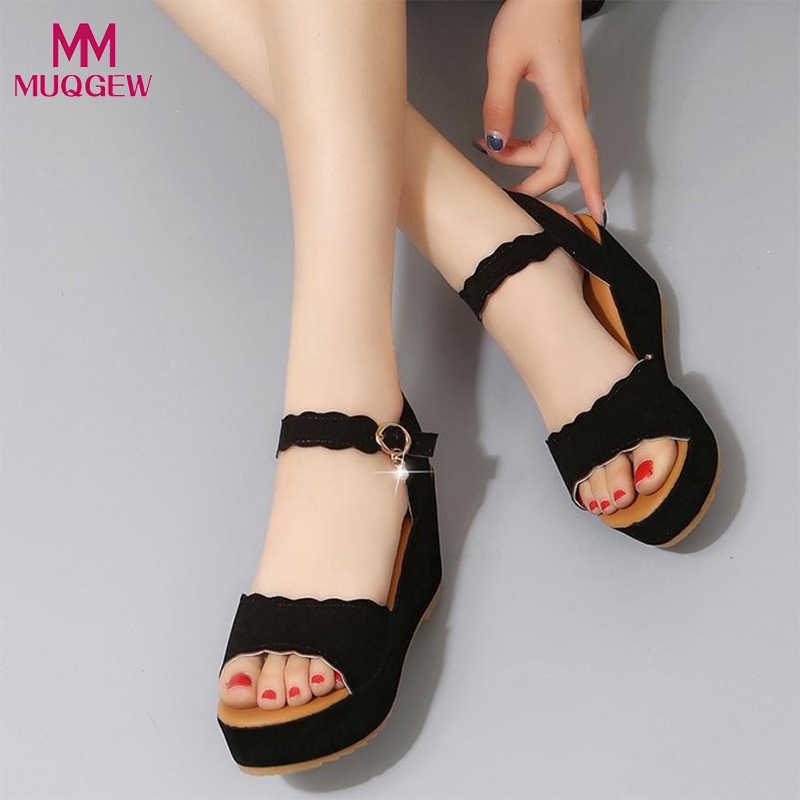 552513e8da8ac Fashion Shoes Women Fish Mouth Sandals Ladies Sexy Non-slip Platform High  Heels Female Sandals