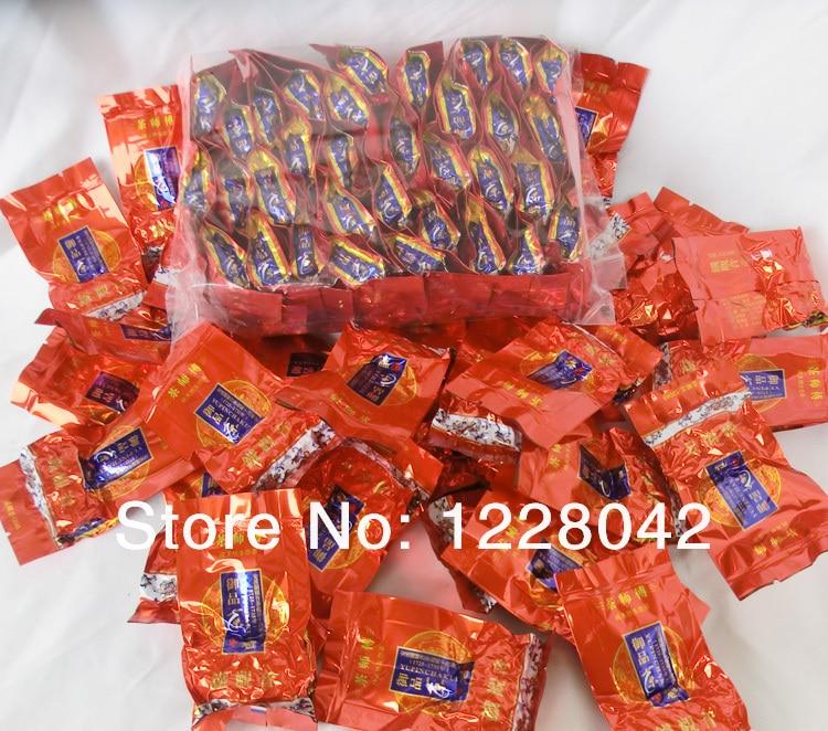 Free Shipping hot sale 2016 NEW tea 250g top grade Chinese Anxi Tieguanyin tea oolong China tea Tikuanyin health 30 SMALL bags(China (Mainland))