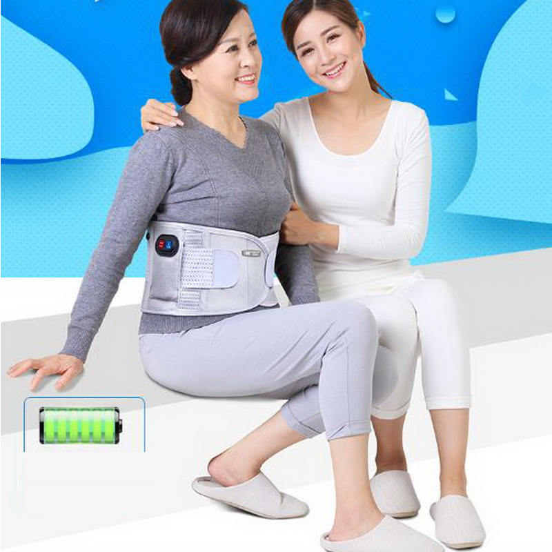 230814/Belts/electric heating warm house warm moxibustion massage/lumbar disc strain/fever waist pain waist/Massage belt electric heating electro thermal waist protectot for lumbar strain keep warm uterus male and female moxibustion hot compressors
