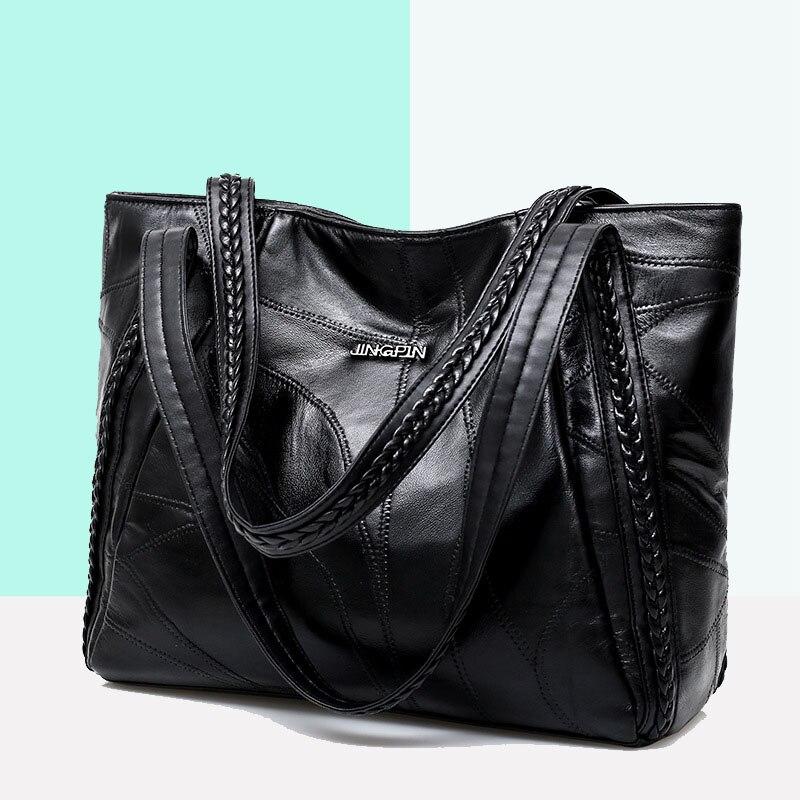 women bag shoulder bags large capacity purse hobo women handbag fashion Designer Crossbody Vintage Leather Ladies HandBags shoulder bag