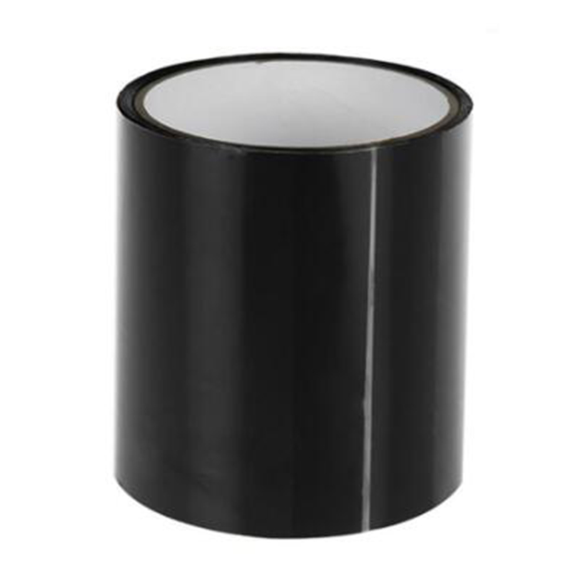 1 Waterproof Tape Black 800 Volts Thickness 0 5mm 20 Mils Width 100mm Length 1520mm Used As An Urgent Fan Belt in Tape from Home Improvement