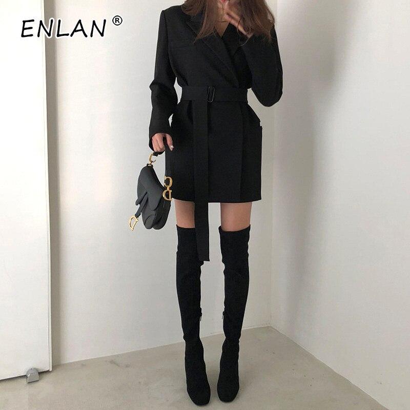 Coupe Printemps 2019 Femmes Mode Dame Bureau Costume Blazer Slim Noir De Manteau Aucun Femelle Bouton D'affaires Veste Ins Black Travail khaki YxYtg5w