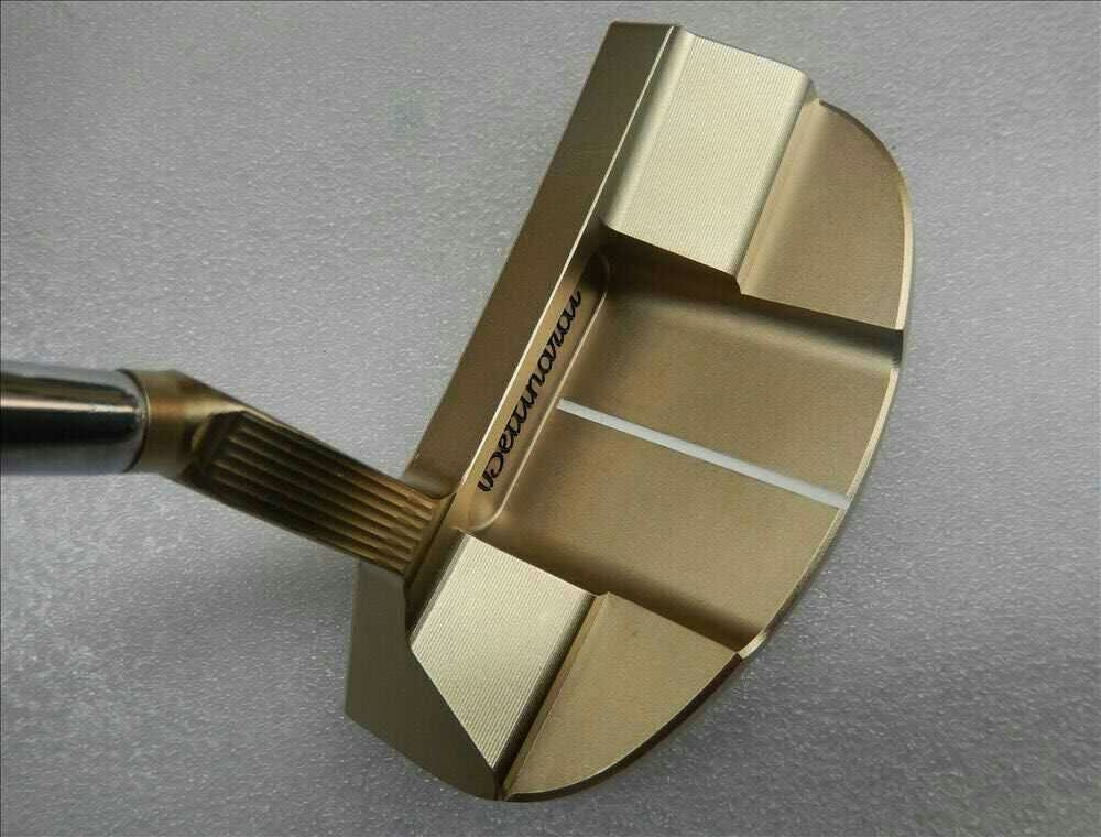 Playwell 2017 queen B #9 golf putter forged carbon steel head golf putter head high quality