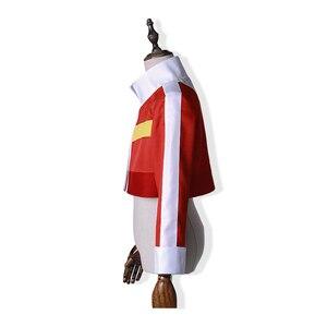 Image 3 - Voltron: 전설적인 수비수 keith red jacket 여성용 남성용 할로윈 코스프레 의상 탑 코트 복장