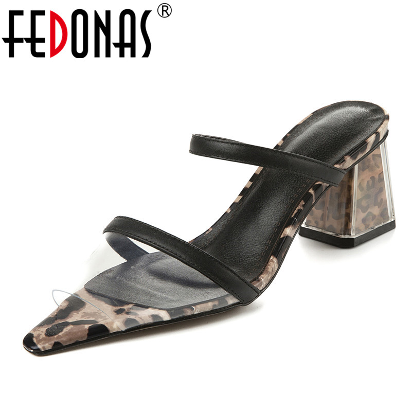 FEDONAS New Fashion Concise Women Sandals Genuine Leather Pointed Toe High Heels Summer Party Wedding Shoes Rome Shoes WomanFEDONAS New Fashion Concise Women Sandals Genuine Leather Pointed Toe High Heels Summer Party Wedding Shoes Rome Shoes Woman