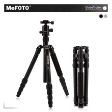 MeFOTO GlobeTrotter Tripod Kits A2350Q2 Aluminum Lightweight Heavy Duty Tripode Camera Stand Monopod Action Camera Accessories