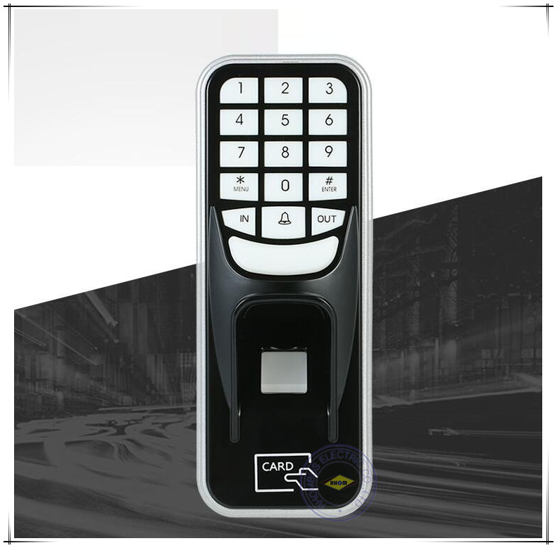 Zugangskontrolle Sicherheit & Schutz Wg2004 Rs485 Vier 4 Tür Access Controller 20 Karat Benutzer 100 Karat Veranstaltungen Mem Brandschutz & Alarm Trigger Programmierbare Logic