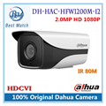 New Arrival Dahua HDCVI Camera 2MP HD 1080P HAC-HFW1200M-I2 Network IR distance 80m CCTV Camera Replacement for HAC-HFW1200D