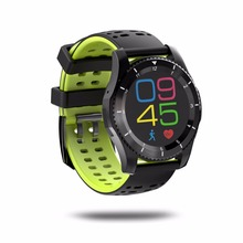 Z-suit NEW Color-mixed Smart Watch Heart Rate Monitor Pedometer Wristwatch Support SIM Card For iOS Android Phone