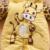 Invierno Del Mameluco Del Bebé Recién Nacido Niñas Ropa de Algodón de Manga Larga Polka Dot Jirafa Imprimir Outwear Niño Niños Traje de Los Cabritos del Mono