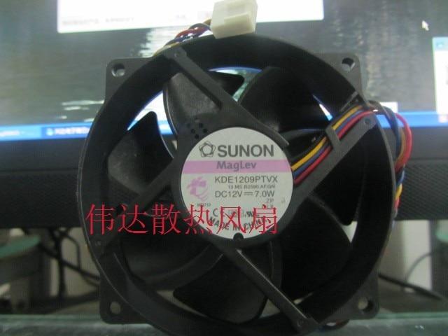 Fans home Sunon kde1209ptvx 12v 7.0w