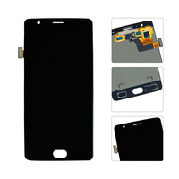 For One Plus OnePlus 3T A3010 Smartphone LCD Touch Screen Display Digitizer Assembly+Free Tools