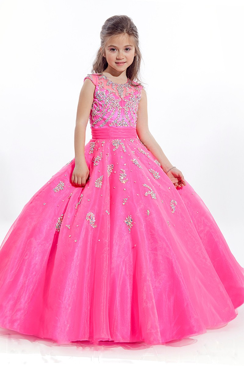 Popular Child Pageant Dresses Buy Cheap Child Pageant