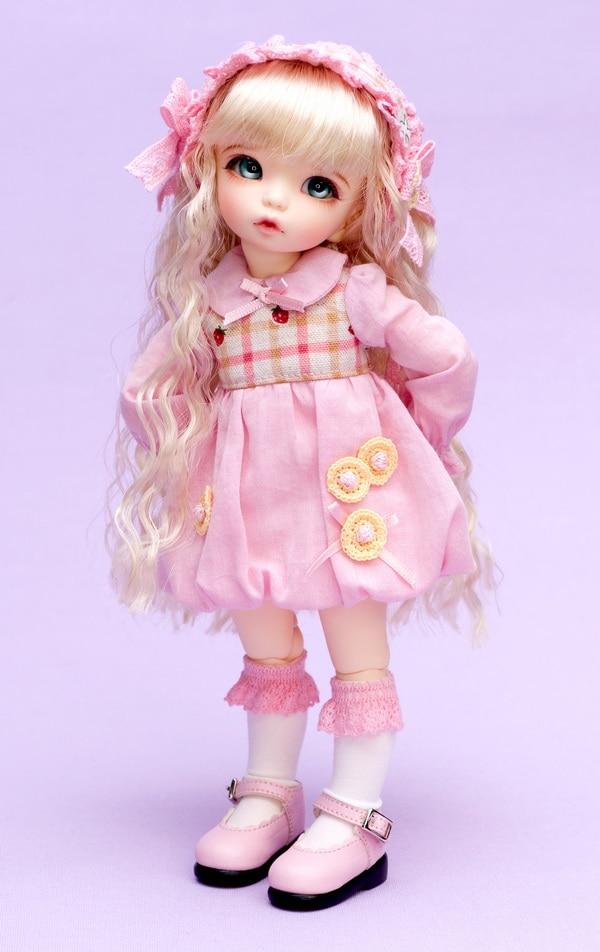 Bjddoll 1 6Ante bjd doll pseudonym free eye fashion female model rebirth gift toy