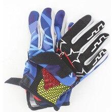 Мода полный finger мотоциклов KTM велоспорт перчаток мотокросс перчатки мужчины