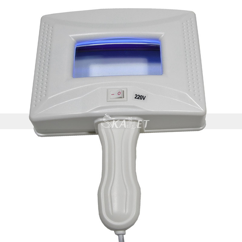 High Performance Lamp Skin UV Analyzer Facial Skin Testing Examination Magnifying Analyzer For Beauty Salon
