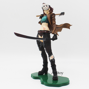 Freddy Vs. Jason 2-е издание ужас бишухо Джейсон воорхес ПВХ фигурка игрушки 22,5 см