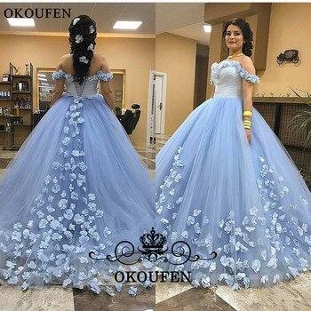 adceadef5 Rosa de encaje vestidos Quinceanera vestido de lentejuelas tul baile de Debutante  16 dulces 16 vestido vestidos de 15 años