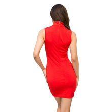 Try Everything Women Summer Dress 2018 Hollow Out Sexy Bodycon Dress Women Black Sleeveless Bandage Dresses 2018 New Arrivals