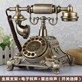 Мода телефон Антикварные старинные старомодный сплошной домашний телефон telefono fijo
