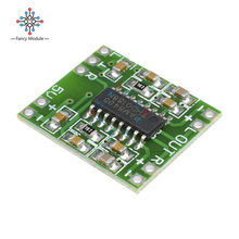 New 2 Channels 3W Digital power PAM8403 Class D Audio Amplifier Board USB DC 5V(China)