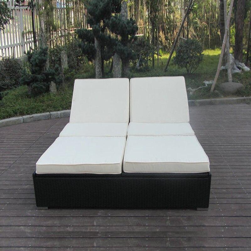 Strandstoel Met Kap.Us 1699 0 Hand Geweven Rotan Ligstoel Outdoor Tuin Lounge Stoel Zeehaven Door Zee In Ligstoelen Van Meubilair Op Aliexpress Com Alibaba Groep