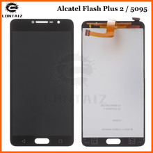 For Alcatel One Touch Pop 4S 5095 OT5095 5095B 5095I 5095K LCD Screen Display + Touch Screen Digitizer Assembly цена