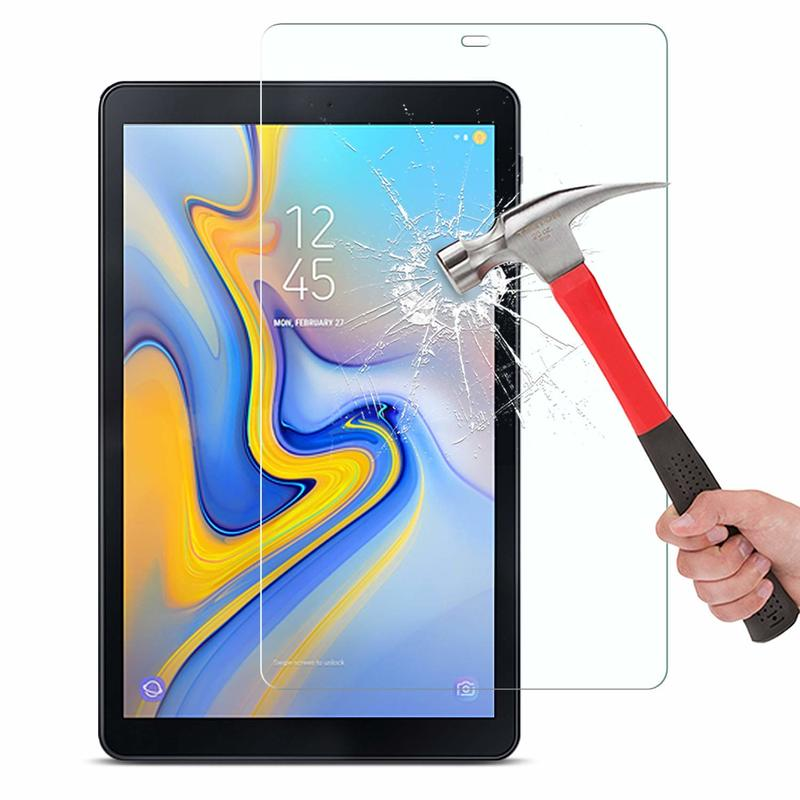 2018 Tempered Glass Screen Protector For Samsung Galaxy Tab A 10.5 SM-T590 SM-T595 T590 T595 Tab A2 10.5