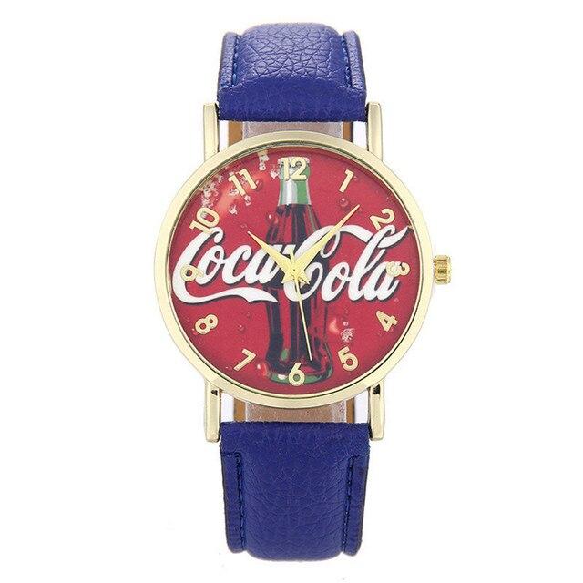 d29cc2852 New watch women Checkers Faux lady dress watch women's Casual Leather  quartz-watch Analog wristwatch Gifts relogios feminino B02