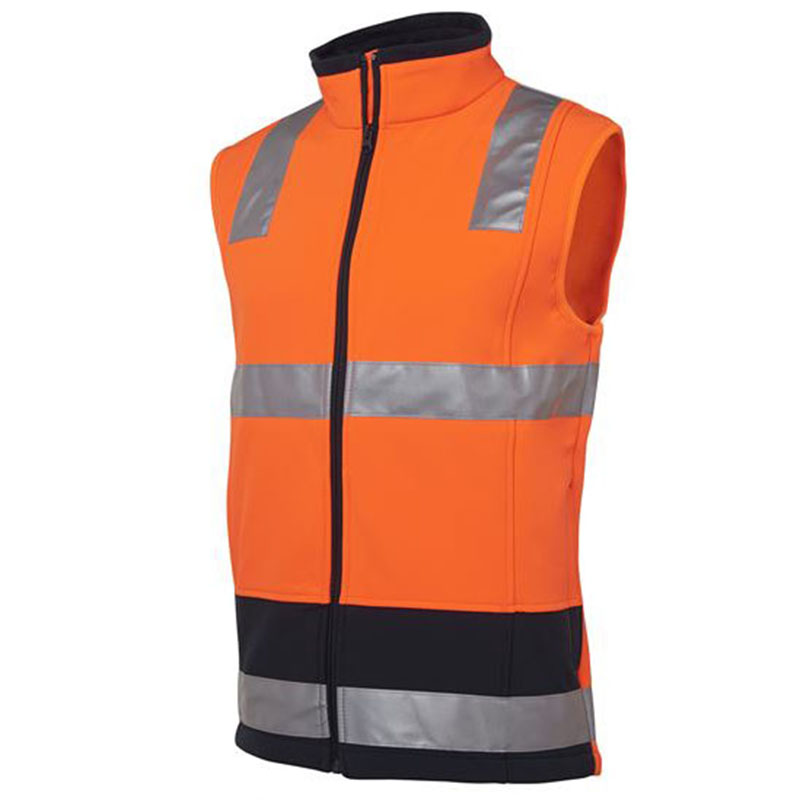 ФОТО CCGK Reflective Vests High Visibility Safety Vest Men Women Work Tops Clothing Fit For Outdoors Fishing Working Running Cycling