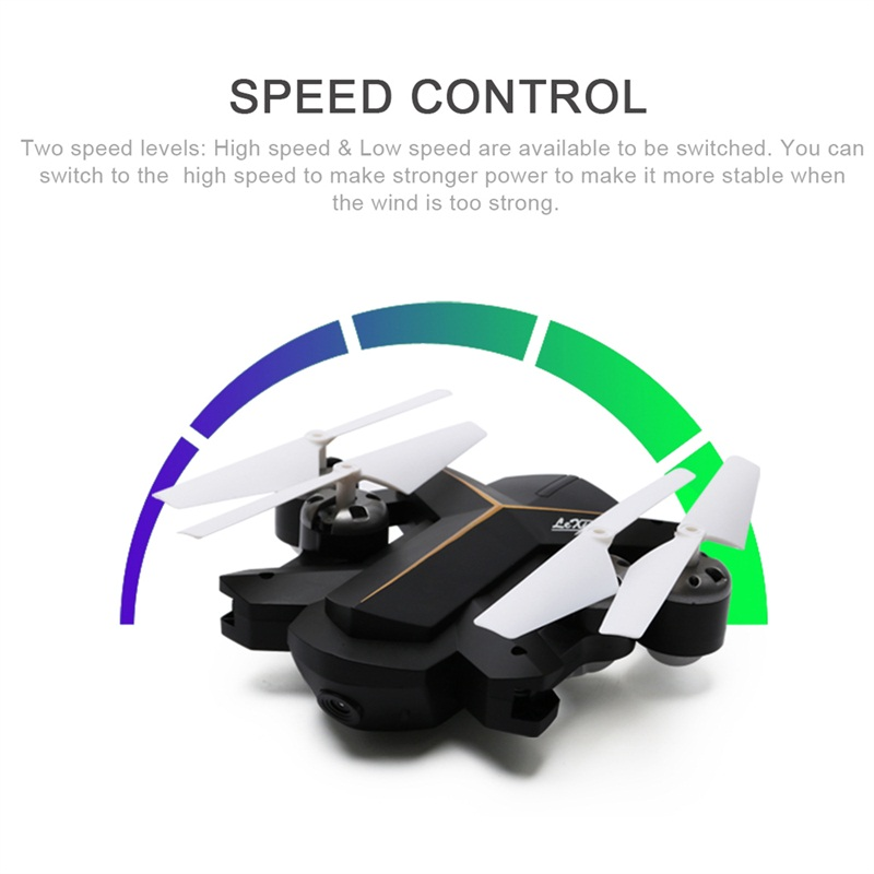 Aerial Photography 2.4G 6Axis Foldable Headless Altitude Hold RC Quadcopter 803