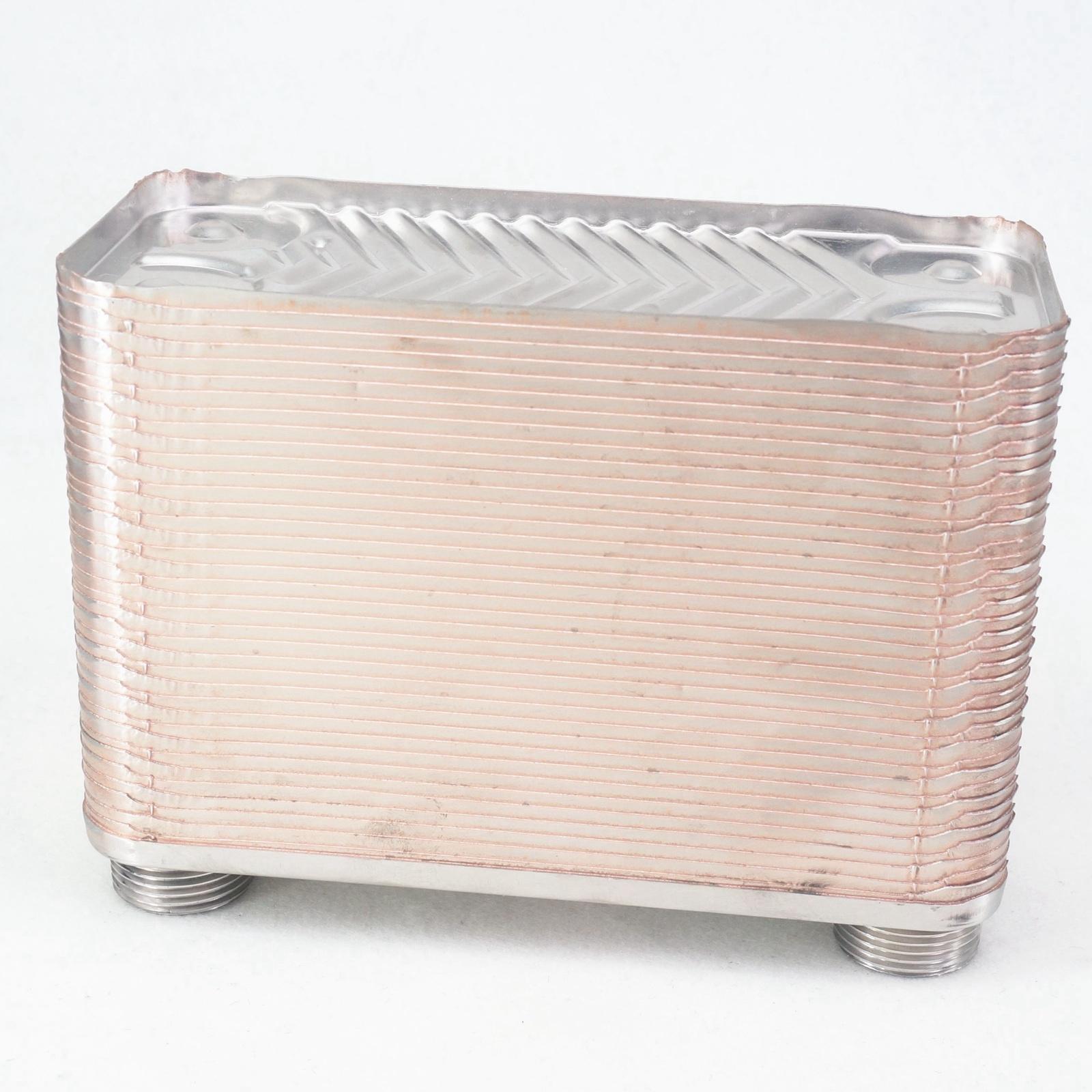 Pumpen-ersatzteile EntrüCkung 38 Platten Würze Chiller Kühler Wärme Tauscher Sus304 Edelstahl Hause Brauen Bier Exquisite Handwerkskunst;