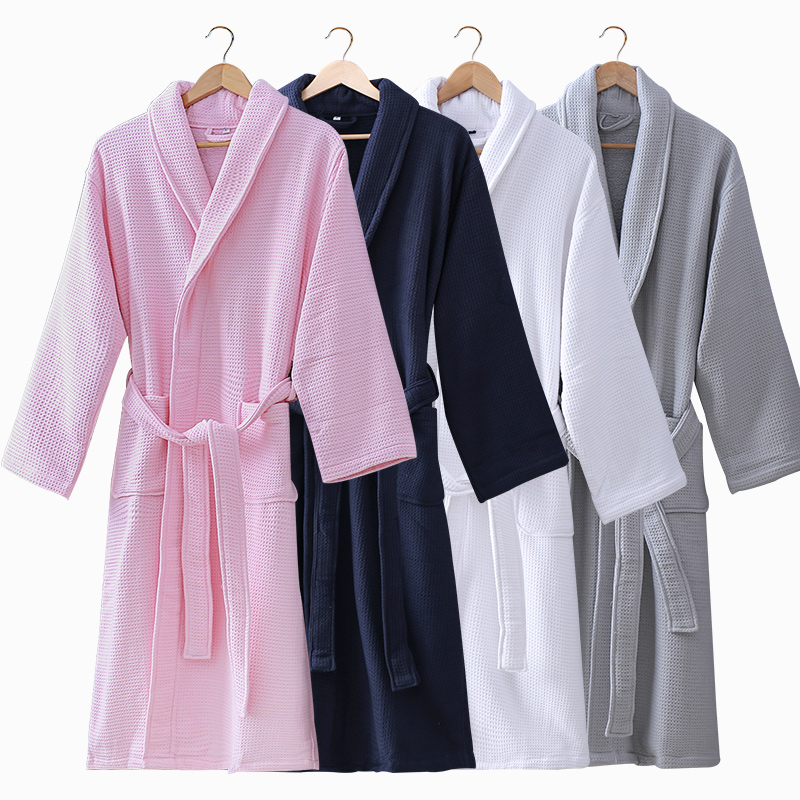 Winter Bathrobe Women Thick Men Warm Towel Kimono Bath Robe Male Bathrobes Femme Dressing Gown Bride