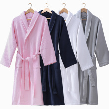 Winter Bathrobe Women Thick Men Warm Towel Kimono Bath Robe Male Bathrobes Femme Dressing Gown Bride Wedding Bridesmaid Robes