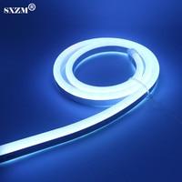 AC220V Neon Led Strip Light SMD2835 120led M Fairy Lighting IP67 Waterproof With EU Power Plug