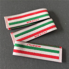 Custom Soft Quality Woven Labels Tags
