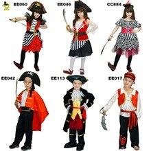 kleding jongens Captain kostuum
