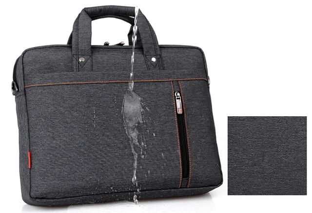 Burnur 12 13 14 15 15.6 17 17.3 Inch Waterproof Computer Laptop Notebook Tablet Bag 3