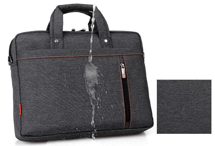 12 最も安い インチ防水のためのコンピュータ、ノートブック、タブレットバッグバッグケースメッセンジャーショルダーバッグ男性女性 Burnur