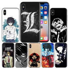 Anime Death Note Full Protection Soft TPU Case For
