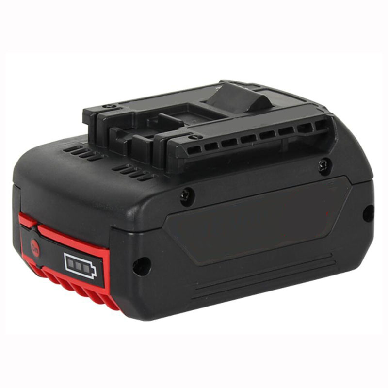 Electric Drill Parts BAT618 Li-ion Battery Plastic Case PCB Board Circuit Board LED For Bosch 18V BAT610 BAT609G BAT618G Battery