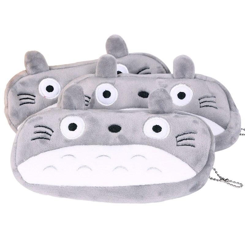 1pc 20cm Super Stylish Kawaii MY Neighbor Totoro Plush Toys Cartoon Plush Coin Bag Key Chain Pendant Bag Toy Kids Baby Gift Doll