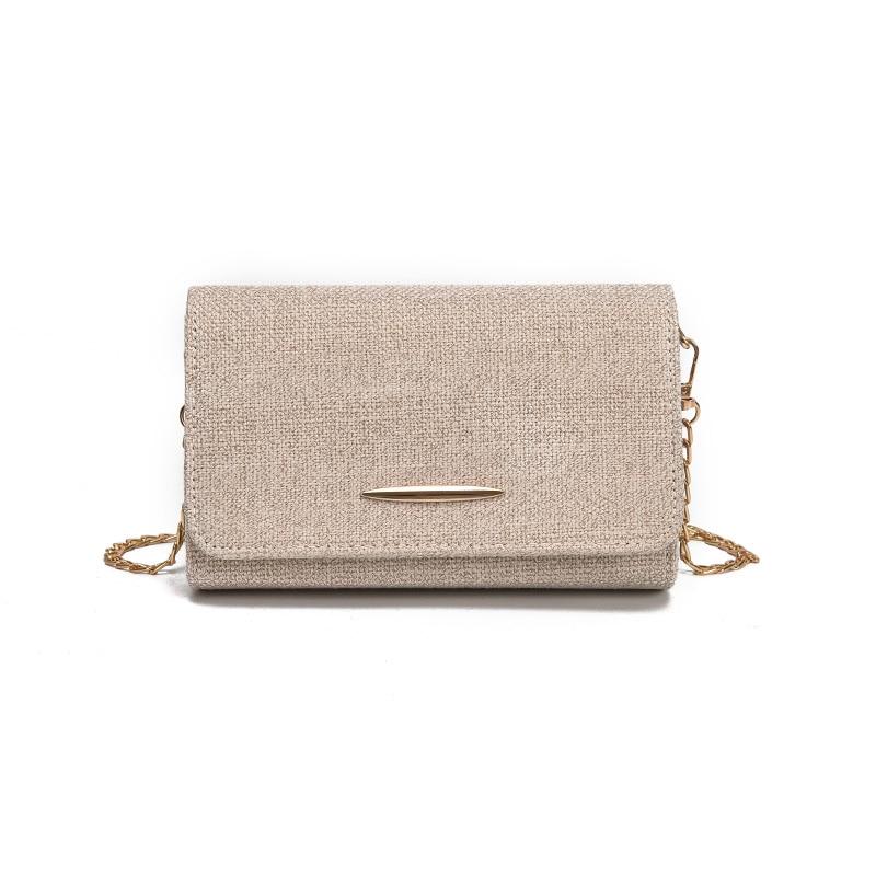 Дропшиппинг Для женщин сумка Высокое качество ткани клапаном цепи сумка для подростков модная одежда для девочек Женский Crossbody сумка бренд ...