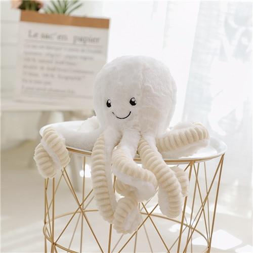 18cm Kawaii Octopus Plush Toys Octopus Whale Dolls & Stuffed Toys Plush Small Pendant Sea Animal Toys Children Baby Gifts