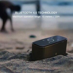 Image 4 - דוס SoundBox מגע בקרת Bluetooth רמקול 2*6W נייד אלחוטי רמקולים סטריאו צליל תיבת עם בס מובנה מיקרופון