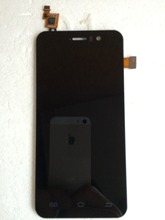 Original For Jiayu G4 Octa Core LCD Display  Touch Screen Digitizer Glass Assembly  By Free Shipping