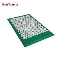 2017 Hot Sale Massager Appro 67 42cm Cushion Mat Shakti Massager Relieve Acupressure Mat Body Pain