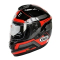 Shoei GT-Air Full Face Motorcycle Helmet Double Lens Motor Street Racing Casco Biker Casque