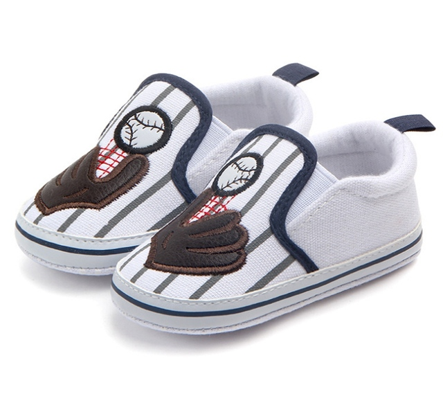 084aafc0e438 Good Quality Baby Baseball Shoes Children's Sneakers Skid-Proof Bottom My First  Walking Shoes Girl